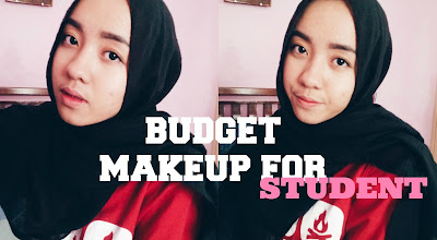 Quick and Easy makeup for student