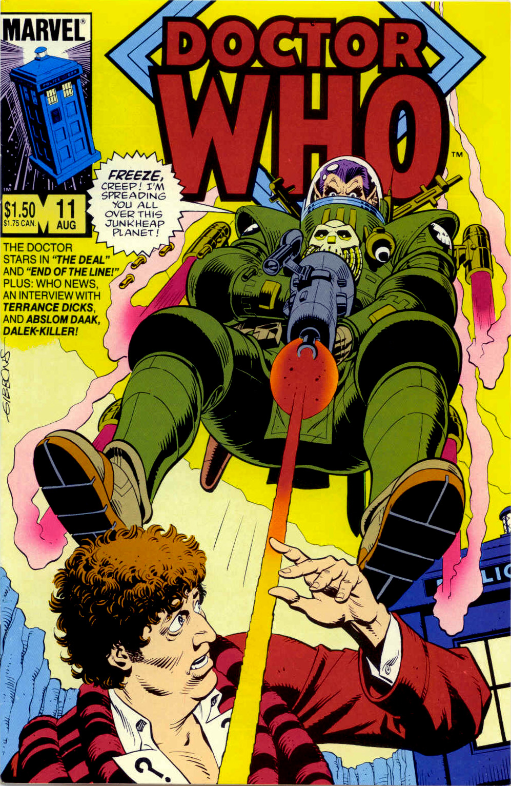 Doctor Who (1984) 11 Page 1