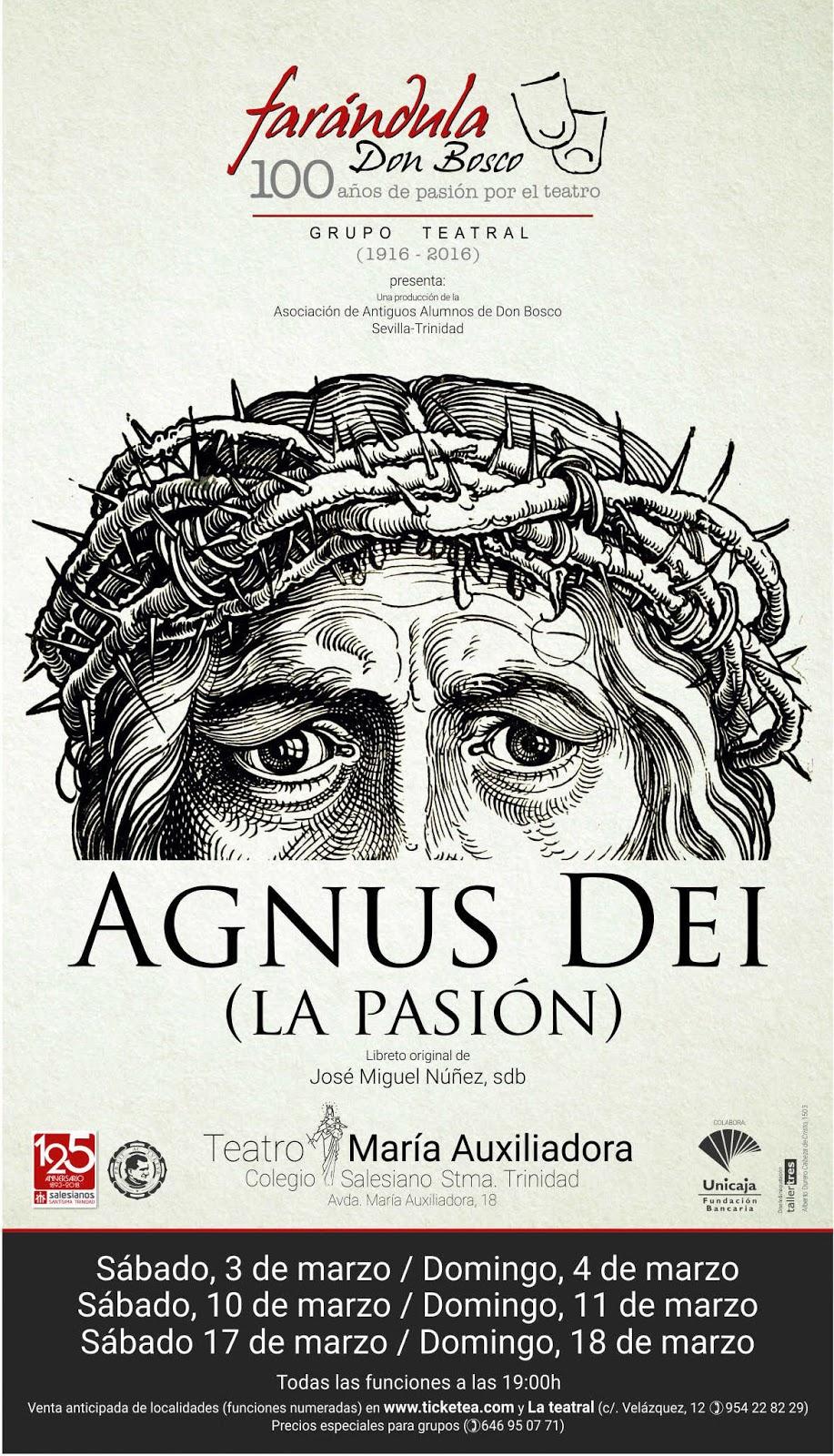 AGNUS DEI (La Pasión)