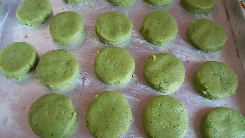 resipi biskut kacang hijau resepi bergambar Resepi Biskut Kacang Tanah Sukatan Cawan Enak dan Mudah