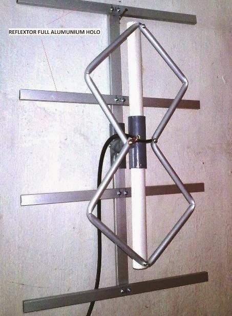 Begini Cara Membuat Penguat Sinyal Antena Uhf Untuk Area Blank Spot
