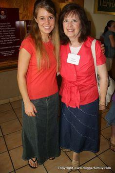 Jana Duggar and Grandma Duggar