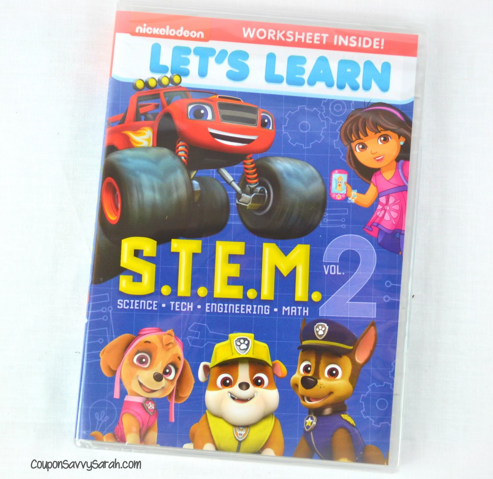 Coupon Savvy Sarah Nickelodeon S New Let S Learn S T E M