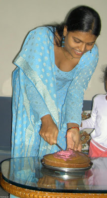 Indian House Wife Arpita In Salwar Down Blouse Hot Visit Bollywood