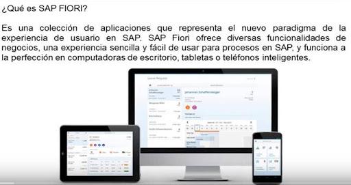 ¿Qué es SAP FIORI? - Consultoria-sap.com