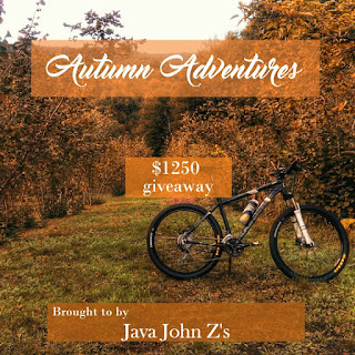 Enter the The Autumn Adventures Giveaway. Ends 10/15