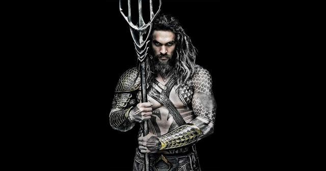 Aquaman se estrenará el 27 de julio de 2018