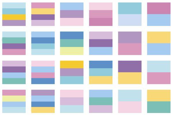Pastel Renk Nedir ? Pastel Renkler Nelerdir ?
