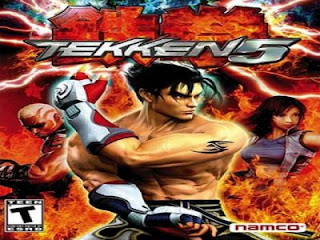 Tekken 5 Tournament Game Free Download For PC