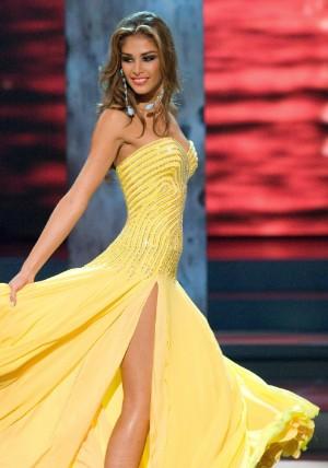 Pageants Around the World: Miss Universe 2008 Dayana ...