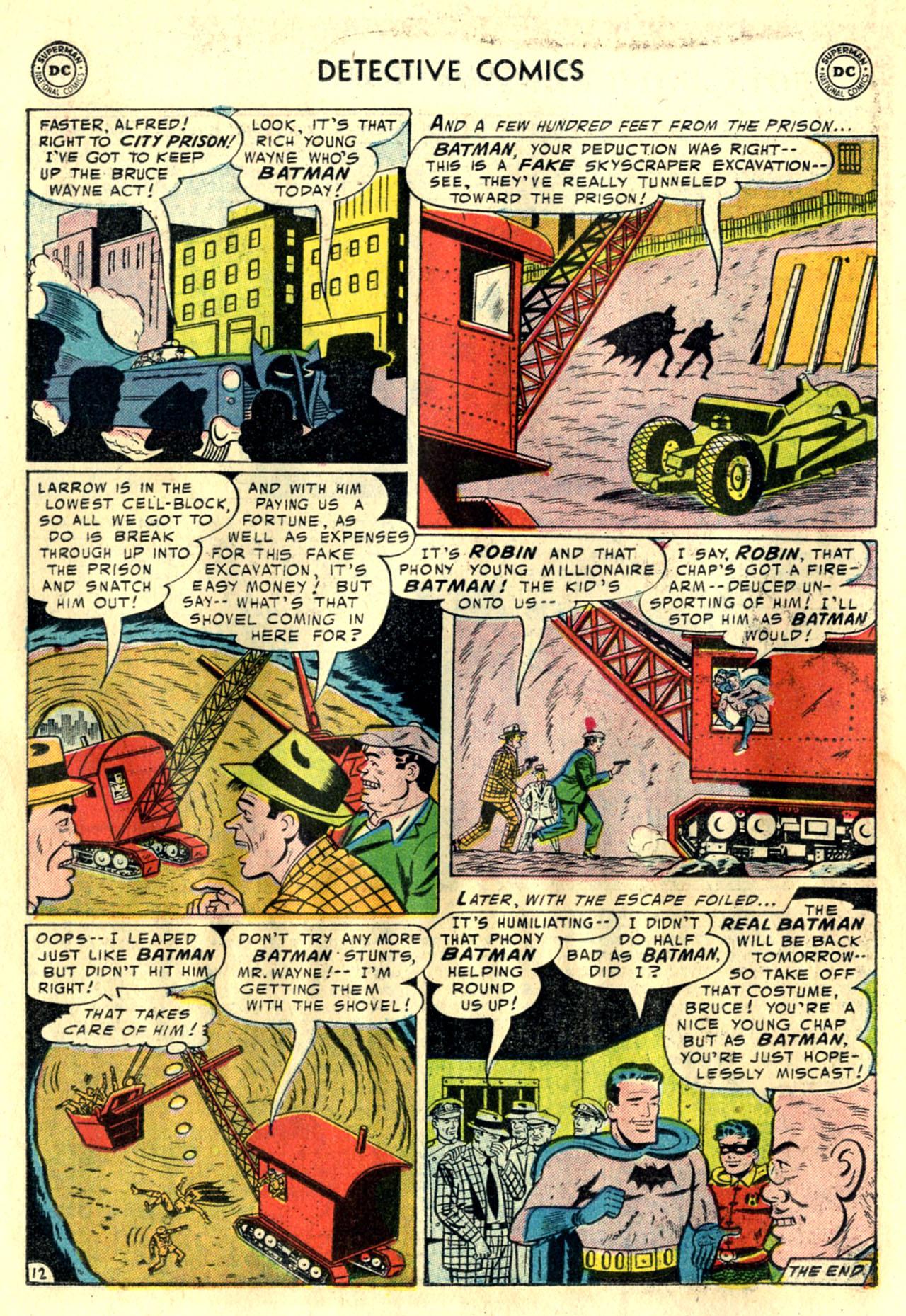 Detective Comics (1937) 225 Page 13