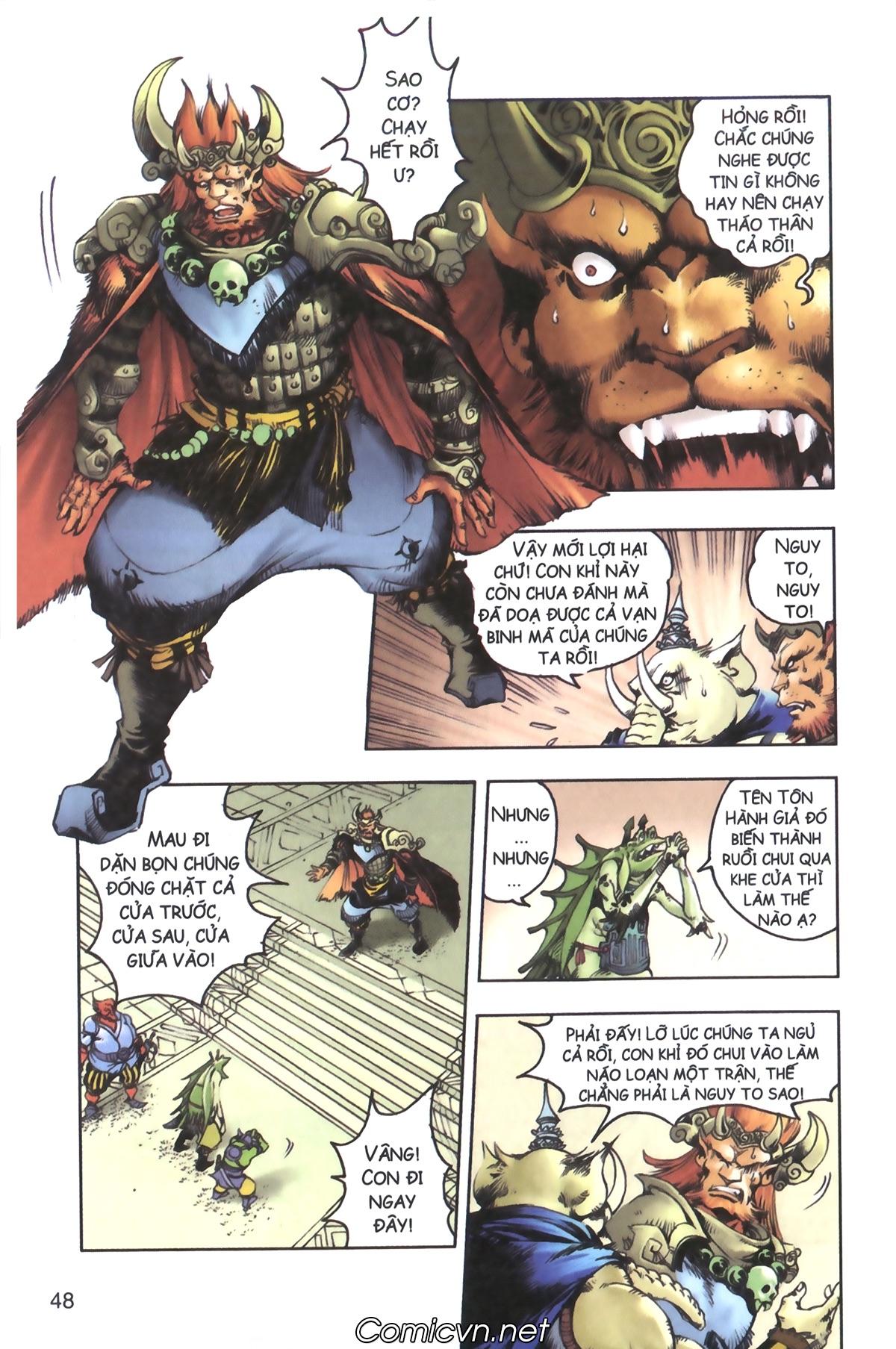 Tây Du Ký màu - Chapter 120 - Pic 8