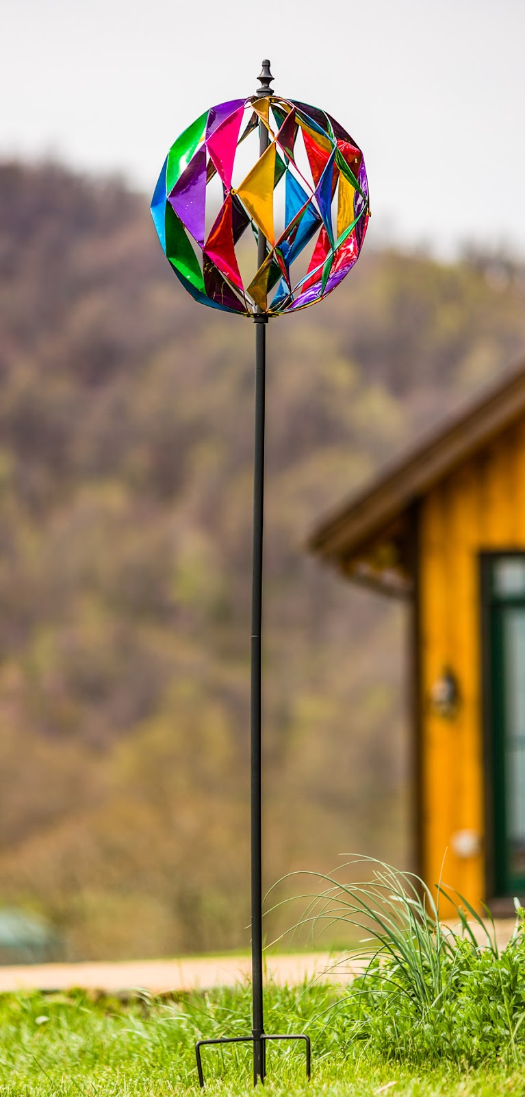 Evergreen Enterprises: New Wind Spinners from Evergreen
