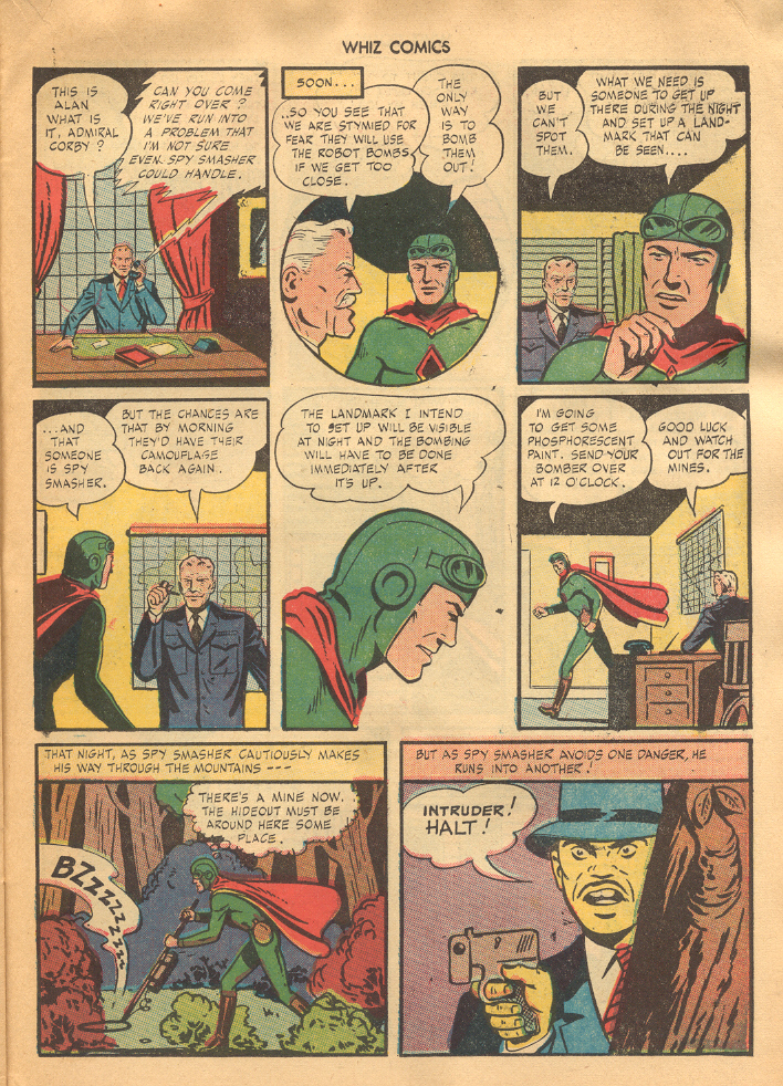 WHIZ Comics issue 69 - Page 23
