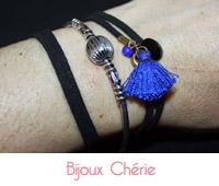 bracelet jonc bijoux cherie