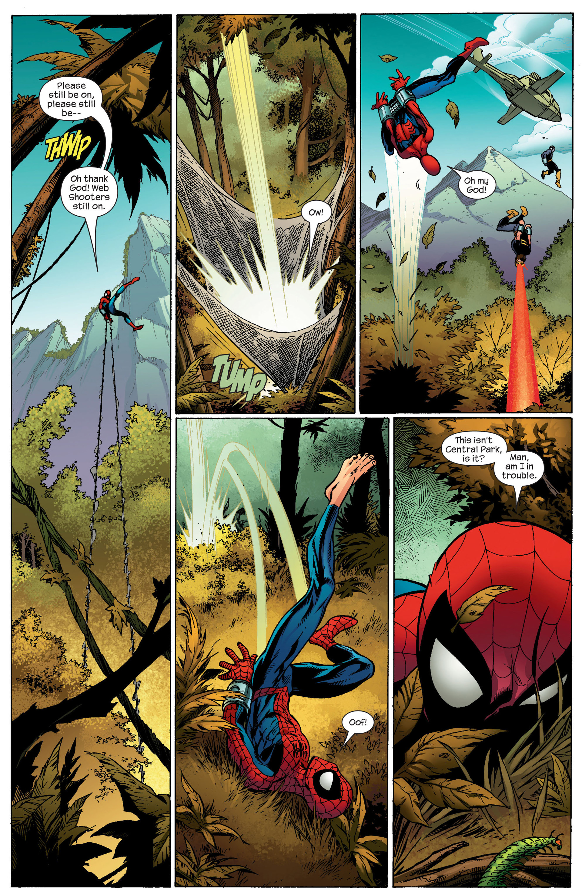 Read online Ultimate Spider-Man (2000) comic -  Issue #92 - 7