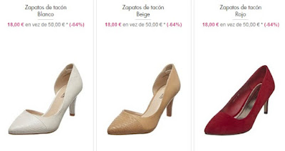 zapatos tacon moow