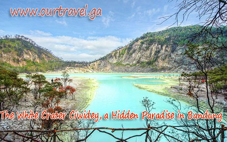 The White Crater Ciwidey, a Hidden Paradise in Bandung