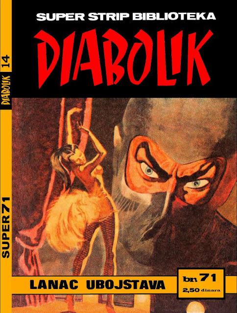Lanac ubojstava - Diabolik