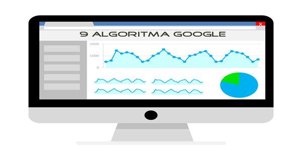 update terbaru algoritma google 2011-2018