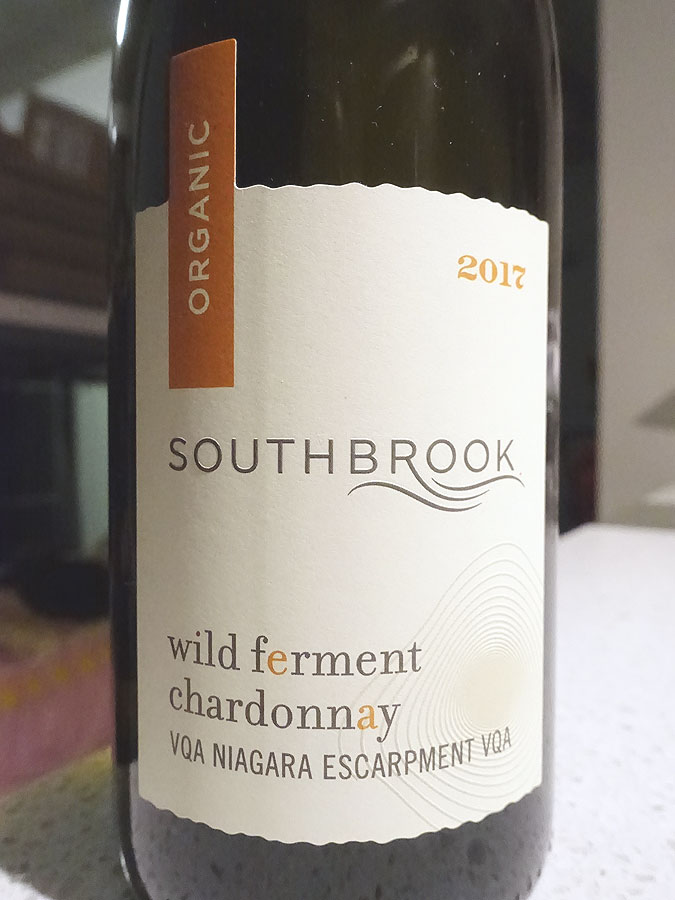 Southbrook Wild Ferment Chardonnay 2017 (91 pts)