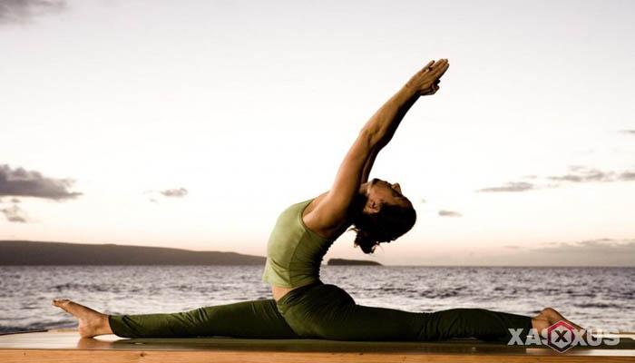 Komponen atau unsur kebugaran jasmani - Daya Lentur (Flexibility)