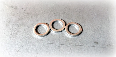 Custom Washers In 18-8 Stainless Steel Material