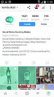 Bagaimana Posting Foto Slide di Instagram