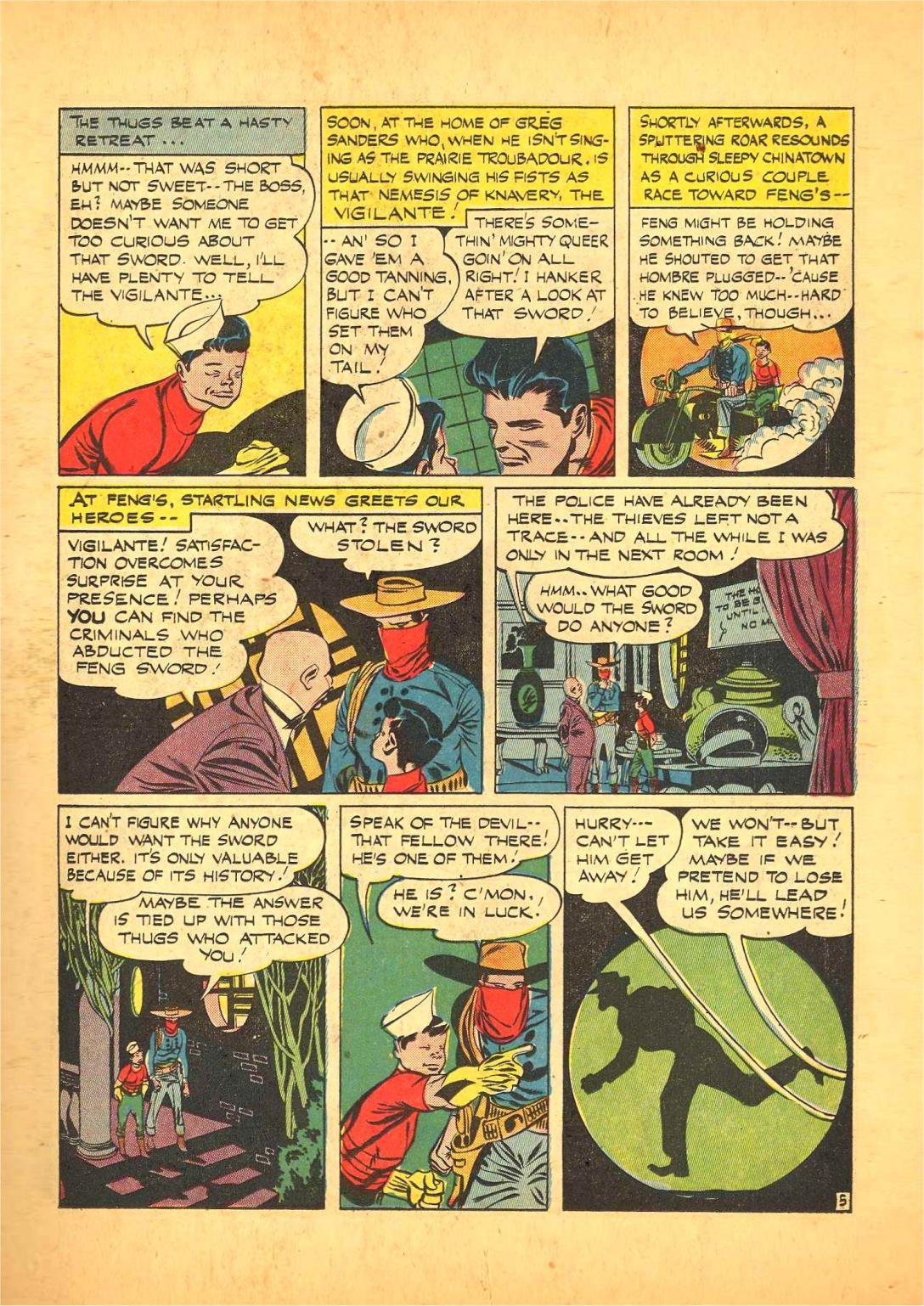 Read online Action Comics (1938) comic -  Issue #66 - 20