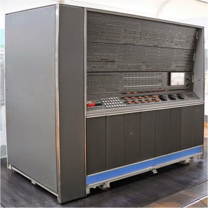 Hasil gambar untuk Komputer Generasi Kedua (1952/1956-1958)