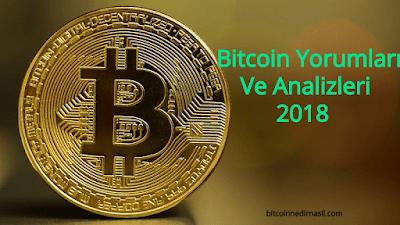 Bitcoin Yorumları Ve Analizleri - 2018
