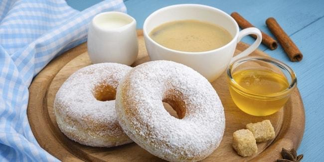Resep Cara Membuat Donat Tabur Gula