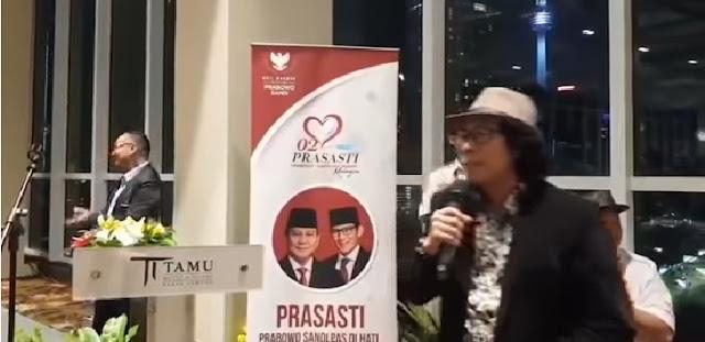 Viral, Terang-terangan Bilang 'Saya ASN Relawan Prabowo-Sandi', Dosen di Samarinda Terancam Dipecat