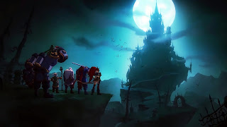 Battle Chasers Nightwar Mac Wallpaper