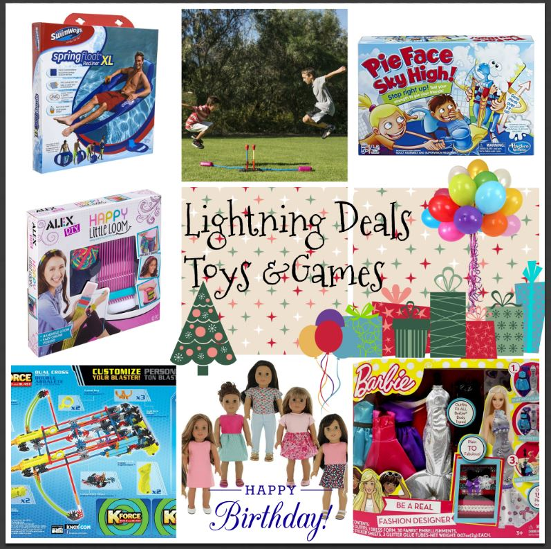 Toys That Start With E : West michigan mommy amazon toys lightning deals