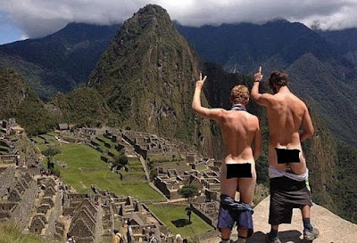 Tourist expelled from Machu Picchu for obscene acts