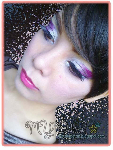 New Year Party Makeup