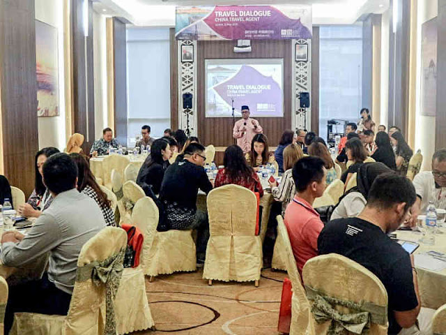 Kemenpar Tawarkan Program Hot Deals dan Tourism Hub ke Travel Agent China