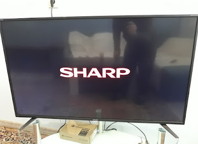 Sharp LC-43UI7352E 4k Smart TV