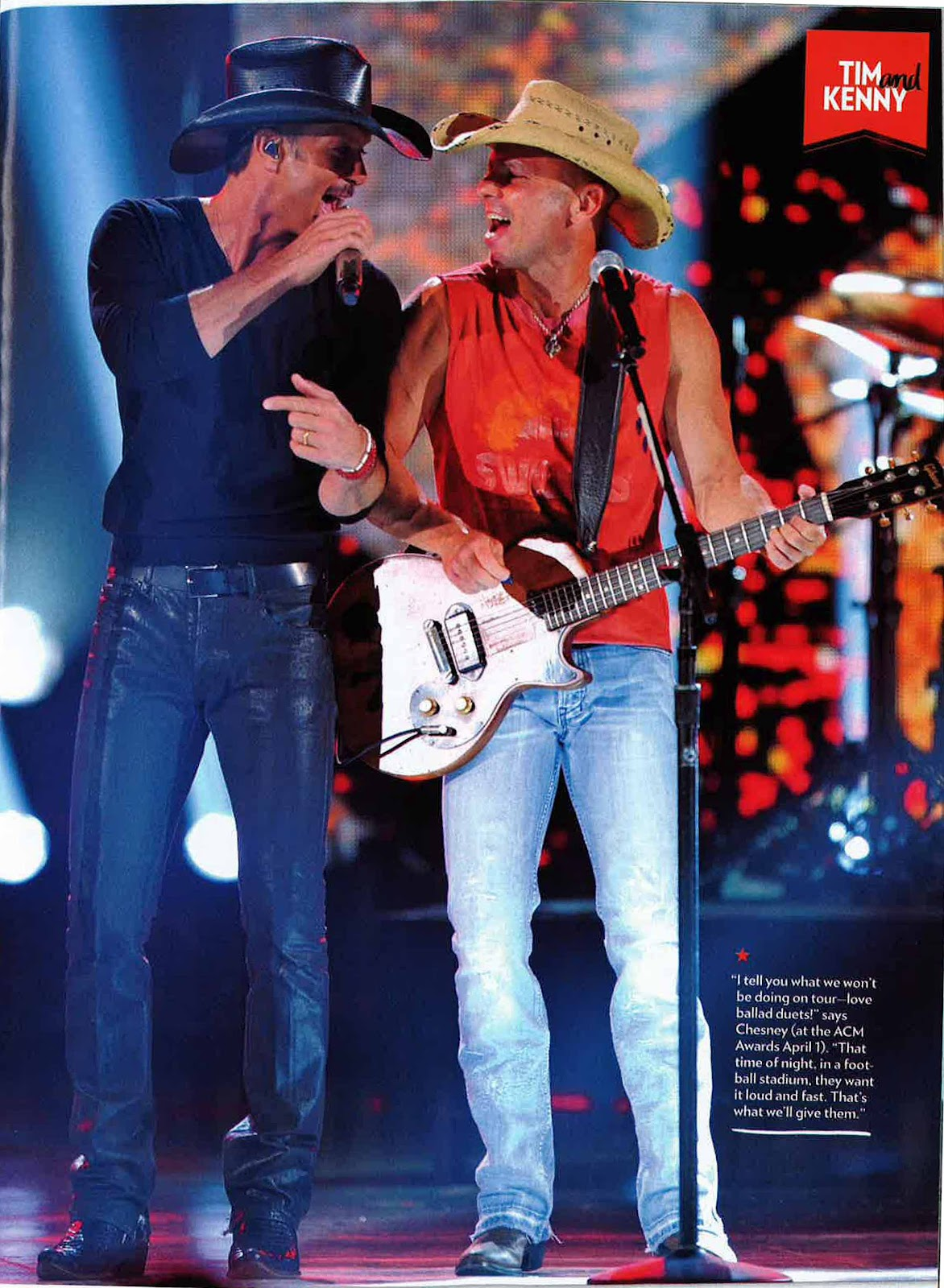 Kenny Chesney Blue Chair Bay Hats Milo Crate And Barrel Dorfman Pacific In The News People Magazine Features Kc36 Wearing His Signature Hat