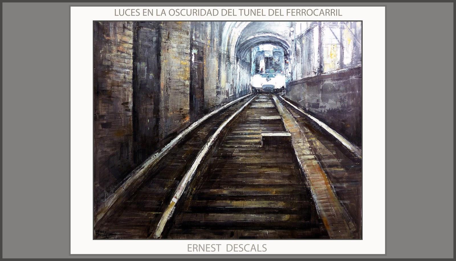 Ernest descals artista pintor paisaje urbano pinturas - Pintura de baldosas ...