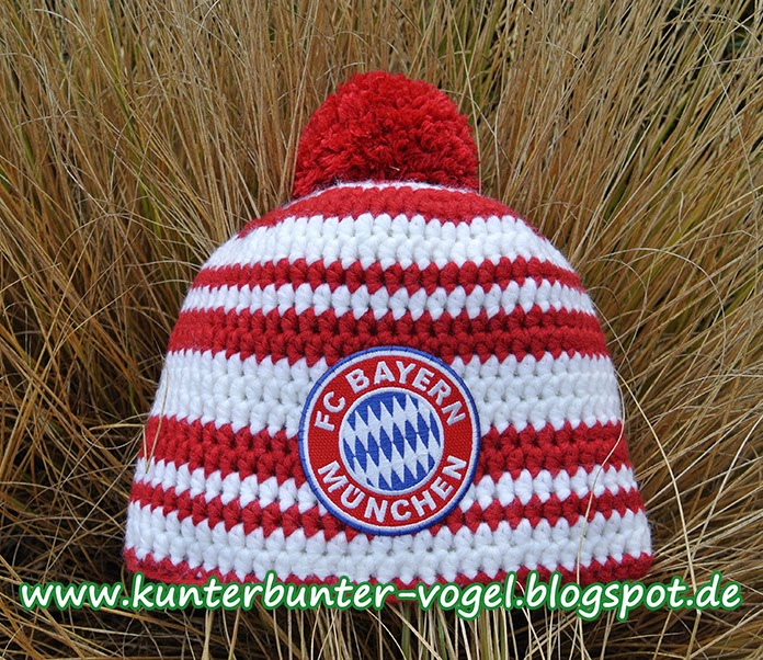 Fc Bayern Mütze Häkeln Anleitung My Blog