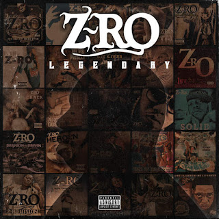 Z-Ro - Legendary (2016) - Album Download, Itunes Cover, Official Cover, Album CD Cover Art, Tracklist