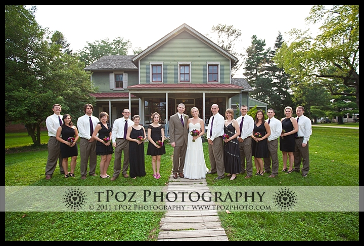 Landis Valley Museum Wedding Lancaster