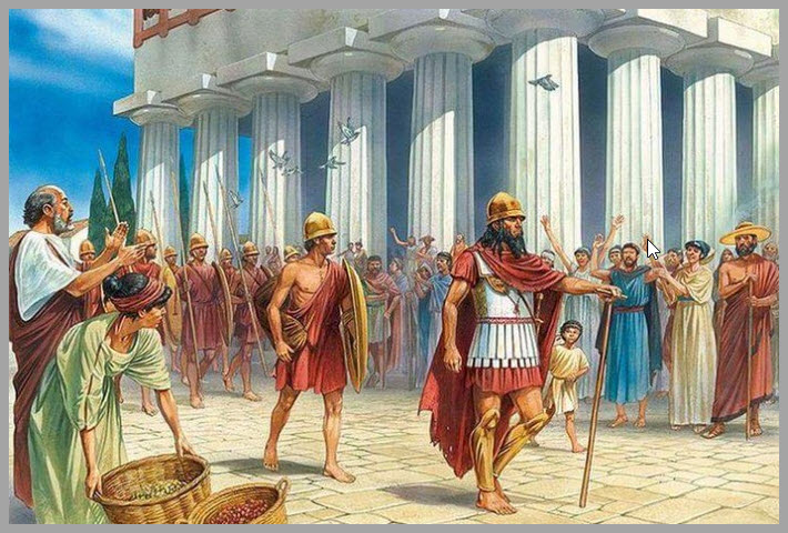 ancient sparta s t r a v a g a n z a