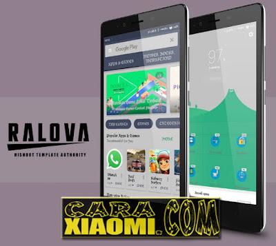 Link Download Thema Xiaomi Ralova MTZ For MIUI Terbaru