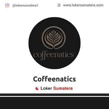Lowongan Kerja Medan: Coffeenatics Mei 2021