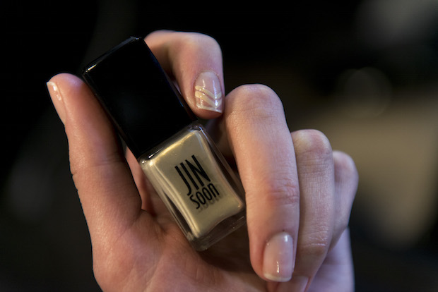 NYFW Fall/Winter 2016 nail trends Tibi