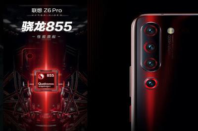 Spesifikasi Lenovo Z6 Pro