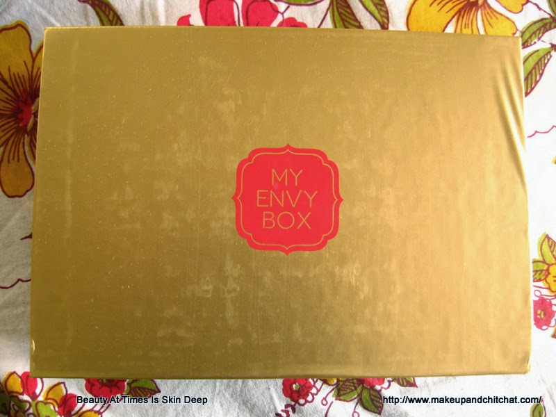 My Envy Box of Ocotber Vogue Curated